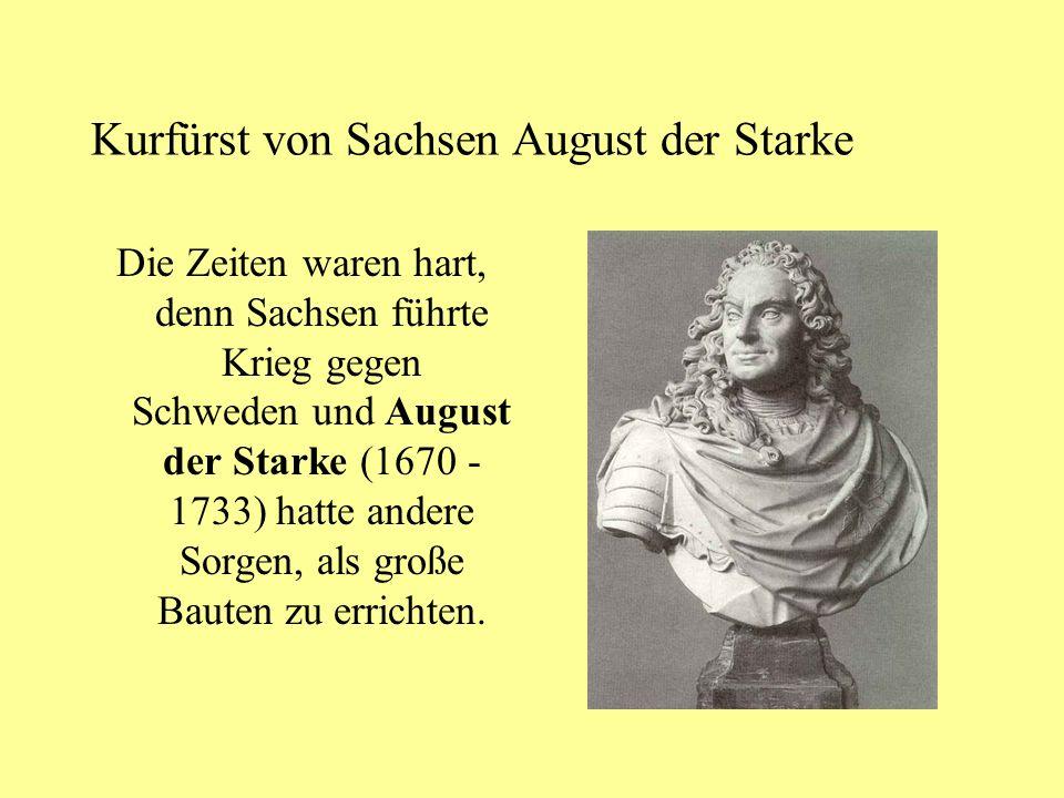 M.D.Pöppelmann wurde am 3. Mai 1662 in Herford geboren. Seine Eltern lebten bescheiden. Mit 18 Jahren verließ er seine Heimatstadt und kam nach Dresde