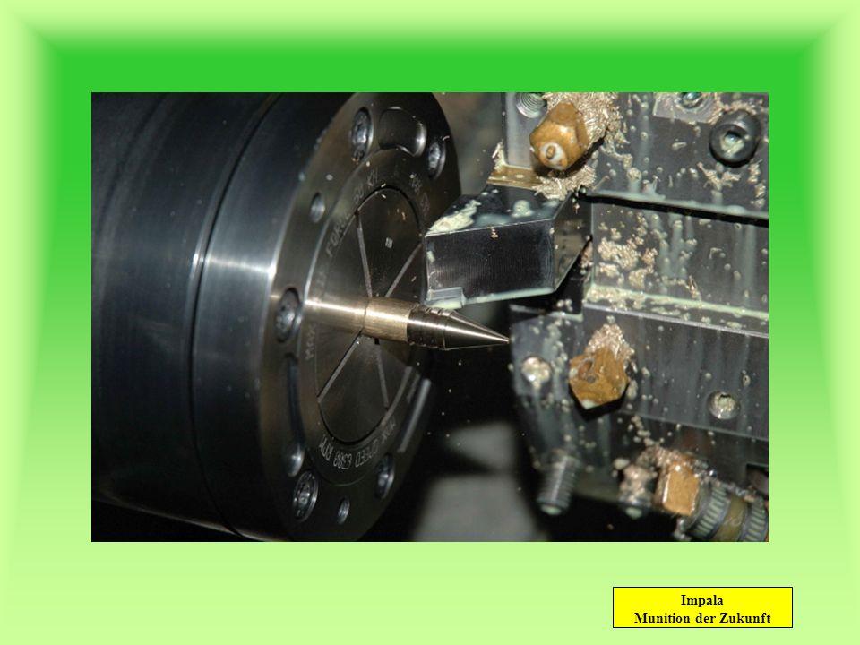 Impala Munition der Zukunft... und so werden sie hergestellt..