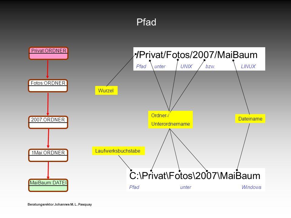 Pfad Beratungsrektor Johannes M. L. Pasquay Privat:ORDNERFotos:ORDNER2007:ORDNER1Mai:ORDNERMaiBaum:DATEI /Privat/Fotos/2007/MaiBaum Pfad unter UNIX bz