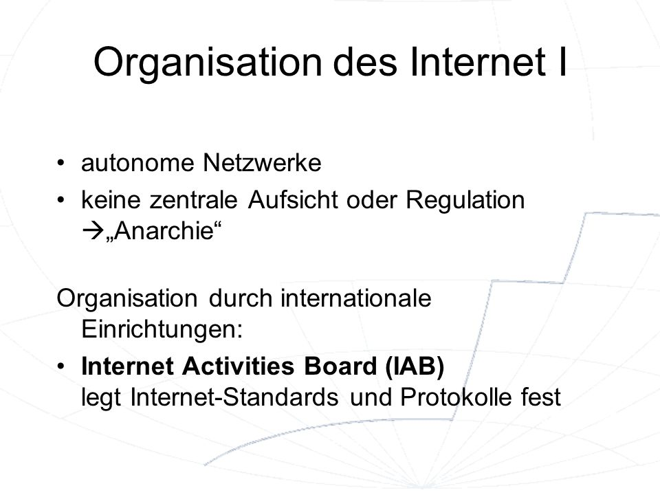 Uniform Ressource Locator – der URL ://...