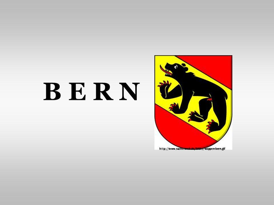 B E R N http://www.suchimweb.de/bilder/wappen-bern.gif
