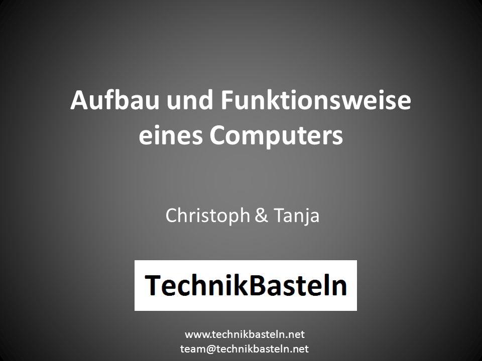 Zuse Z3 (1941) TechnikBasteln von Christoph Derndorfer und Tanja Kohn2 Quelle: http://de.wikipedia.org/w/index.php?title=Datei:Z3_Deutsches_Museum.JPG