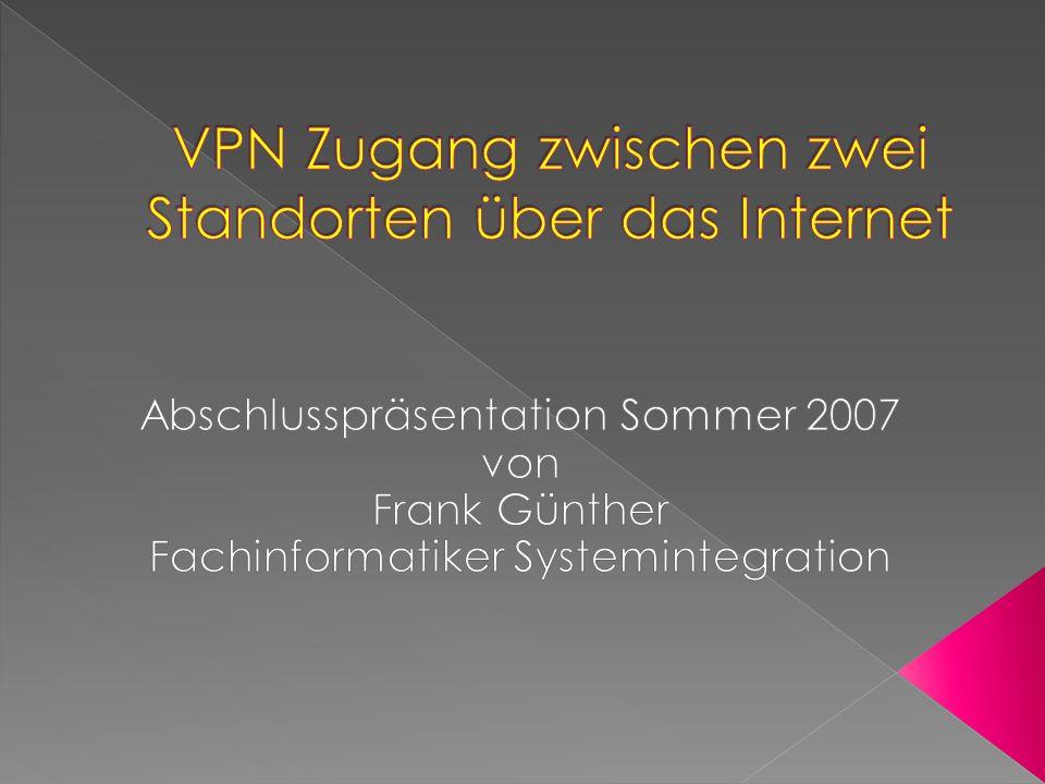 Der Kunde Thema Sicherheit https Protokoll IPsec NAT & PAT Die Realisierung Subnetting VPN mit dem IP-Cop Schlusswort Überblick