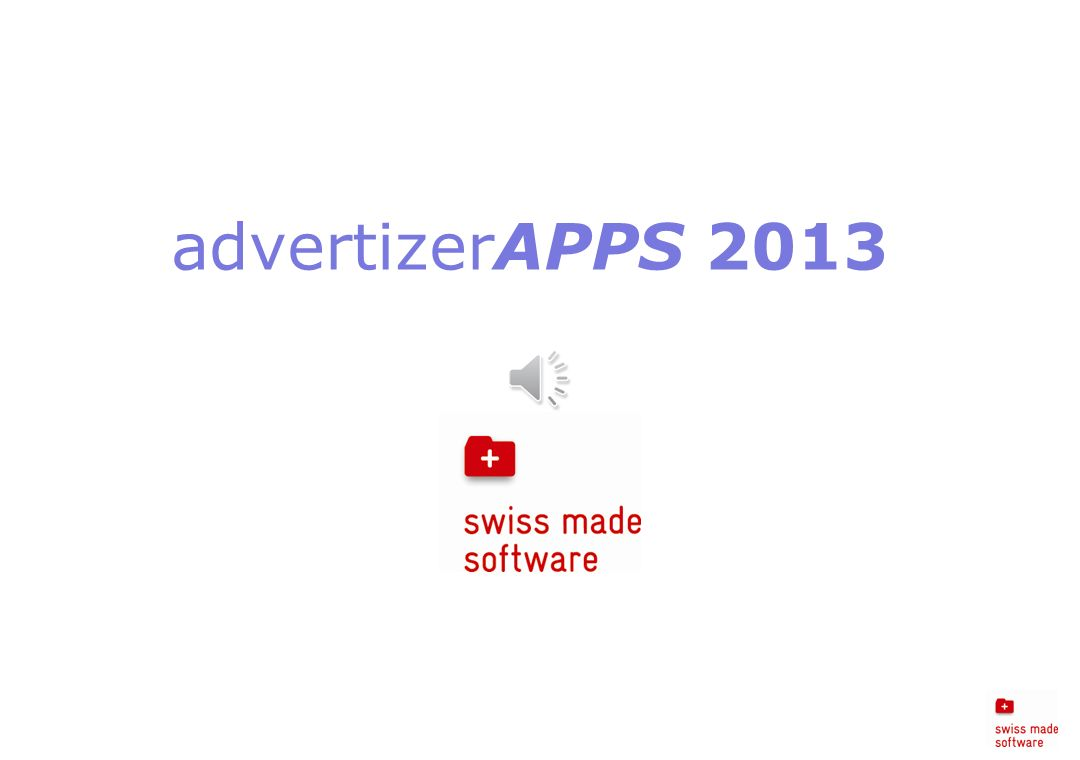 advertizerAPPS 2013