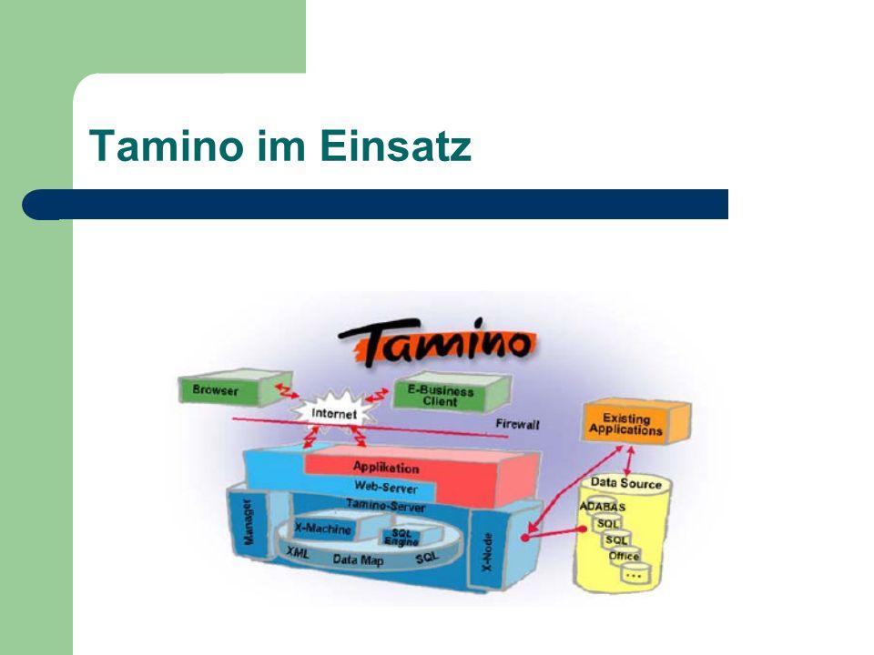 Tamino im Einsatz