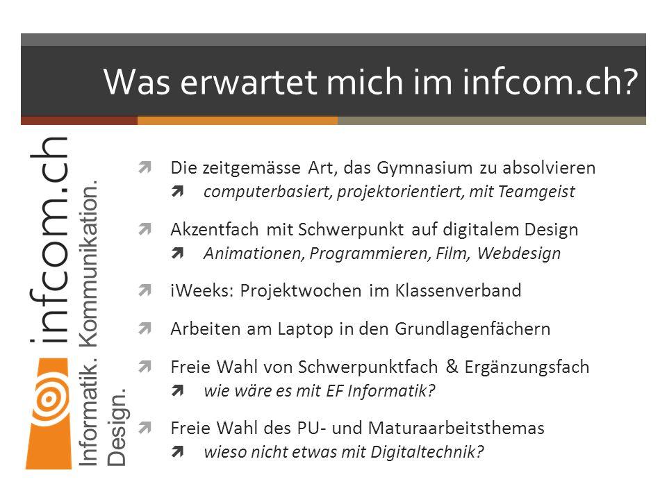 andere Klassen AF Lehrgang infcom.ch Informatik.Kommunikation.