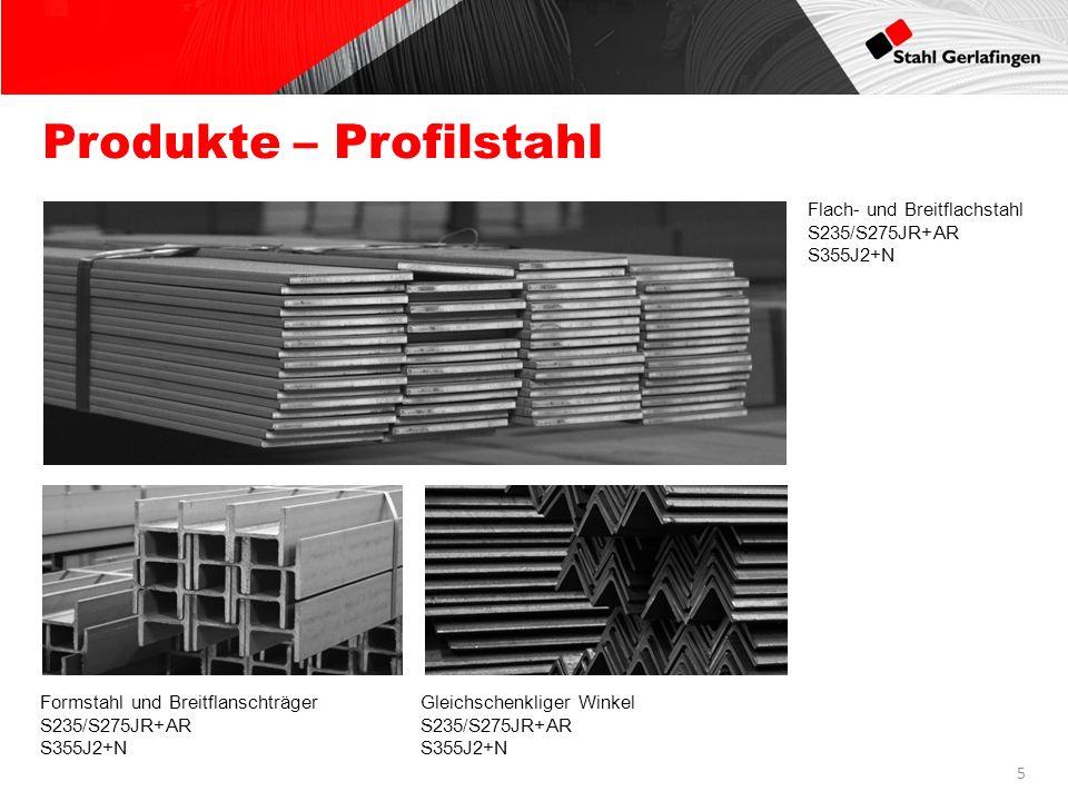 Produkte – Profilstahl Flach- und Breitflachstahl S235/S275JR+AR S355J2+N Formstahl und Breitflanschträger S235/S275JR+AR S355J2+N 5 Gleichschenkliger