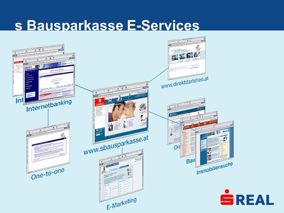s Bausparkasse E-Services