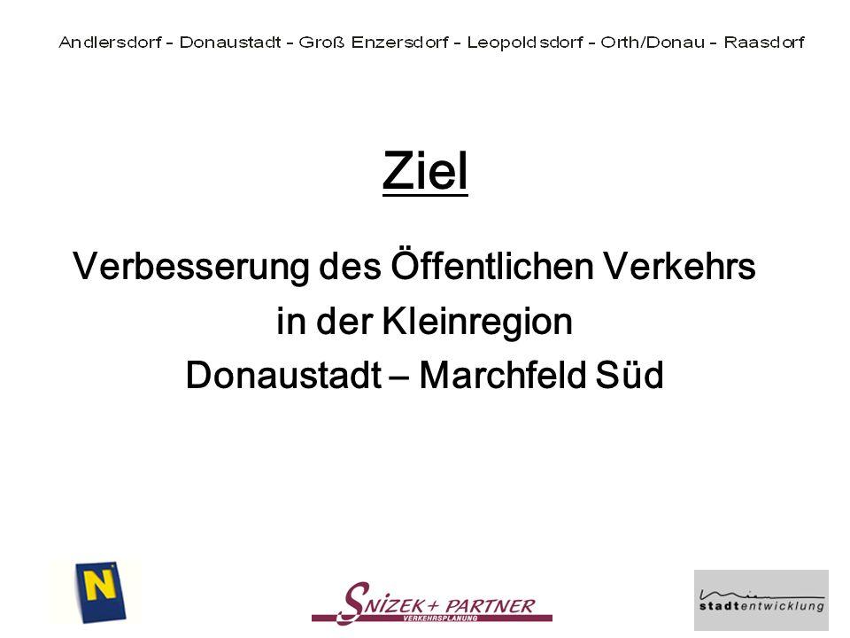 Ziele der Wege Wegeziele aus der Befragung: 87% Wien davon35% 22.