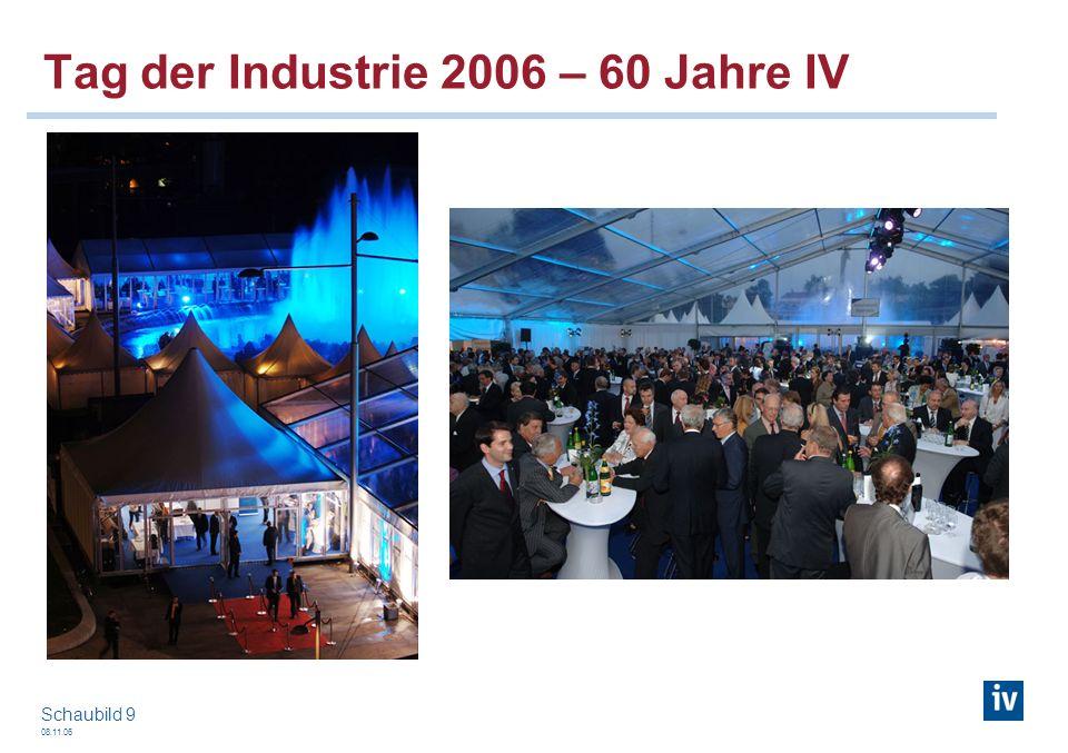 08.11.06 Schaubild 9 Tag der Industrie 2006 – 60 Jahre IV