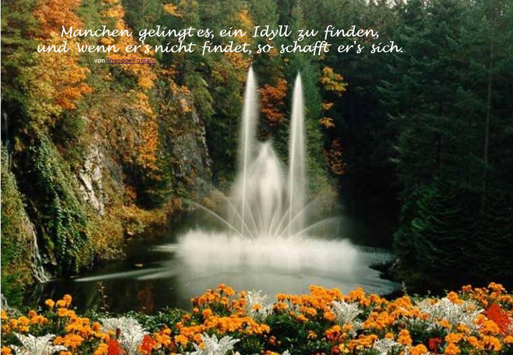 Der Spiegel der Natur ist der klarste Spiegel! In ihn muss man schauen, an ihm sich ergötzen. von Fjodor M. DostojewskiFjodor M. Dostojewski