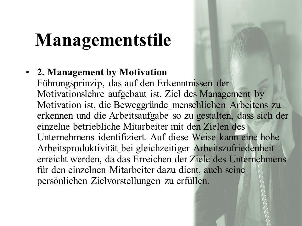 Managementstile 3.