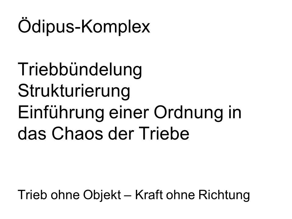 Abschnitt über die Libidoorganisation in Drei Abhandlungen zur Sexualtheorie erst 1915 eingefügt (d.h.