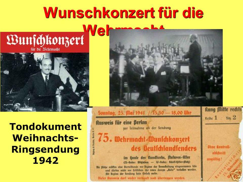 Weihnachts - Ringsendu ng 1940 Weihnachts - Ringsendu ng 1940