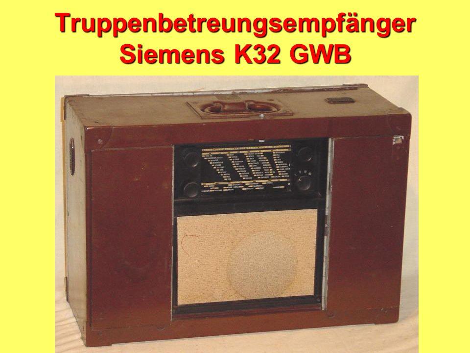 Wunschkonzert für die Wehrmacht Tondokument Weihnachts- Ringsendung 1942