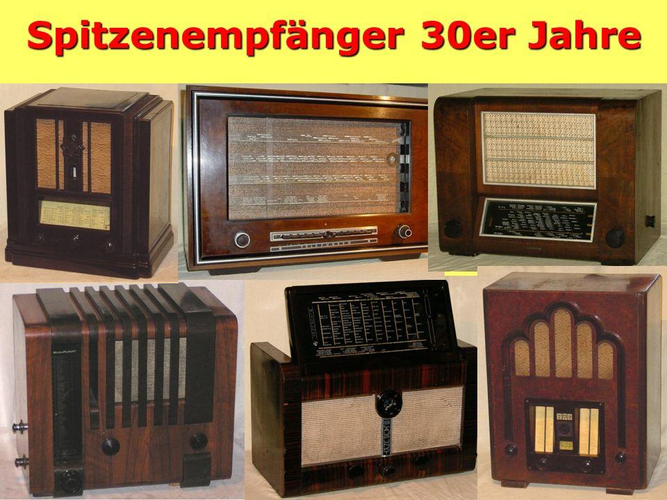 Notradio Schaub E48 von 1947 2x RV12P2000