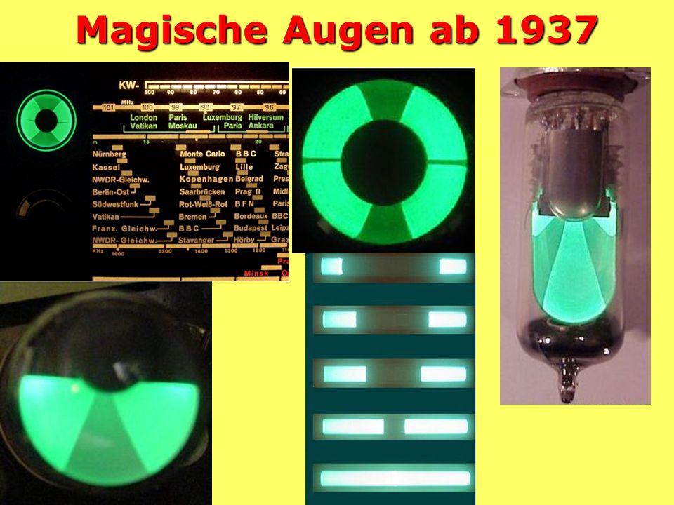 Spitzenempfänger 1935 9-Kreis-Superhet AH1, AC2, AH1, AF3, ABC1, AC2, AC2, 2xRE604 2xRGN1064580.-RM 30 KG