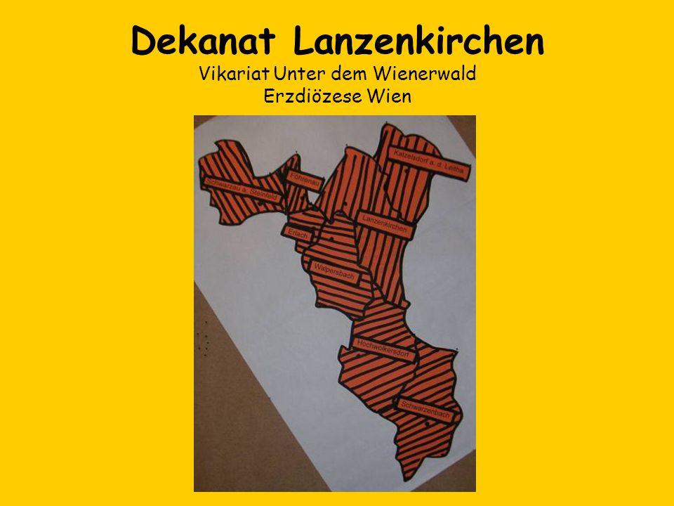 Dekanat Lanzenkirchen Vikariat Unter dem Wienerwald Erzdiözese Wien