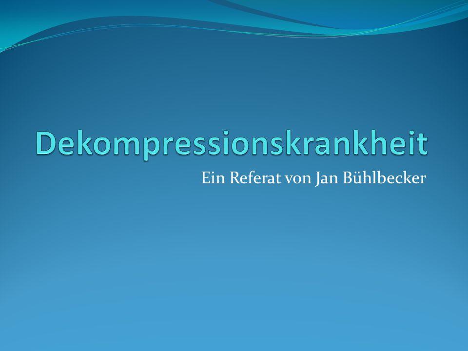 Ein Referat von Jan Bühlbecker