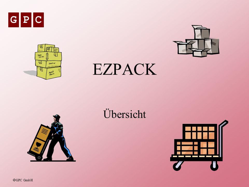 GPC GPC GmbH EZPACK Übersicht