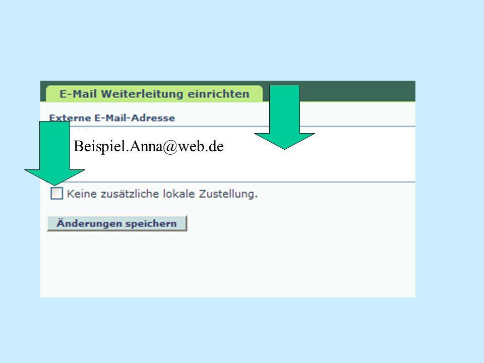 Beispiel.Anna@web.de