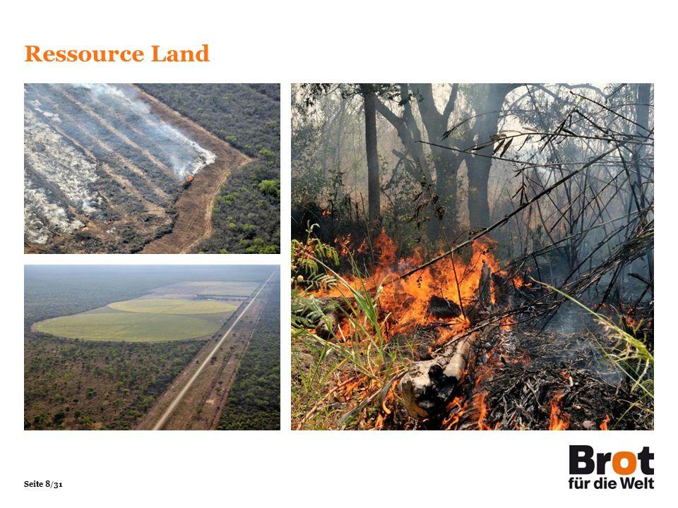 Seite 8/31 Ressource Land