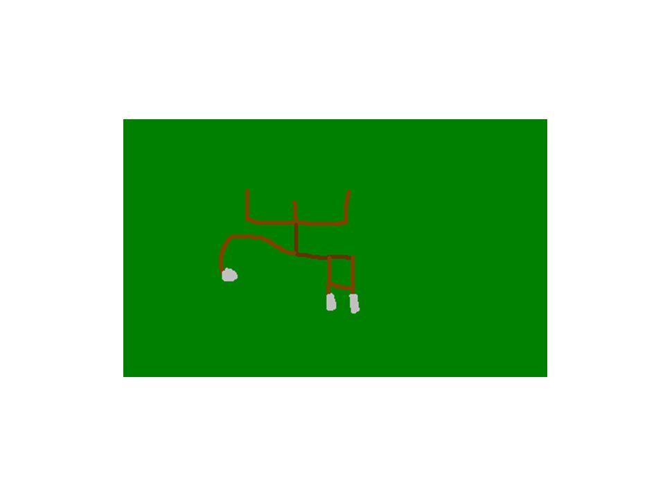Das Wort Elch als Bild sieht so aus: