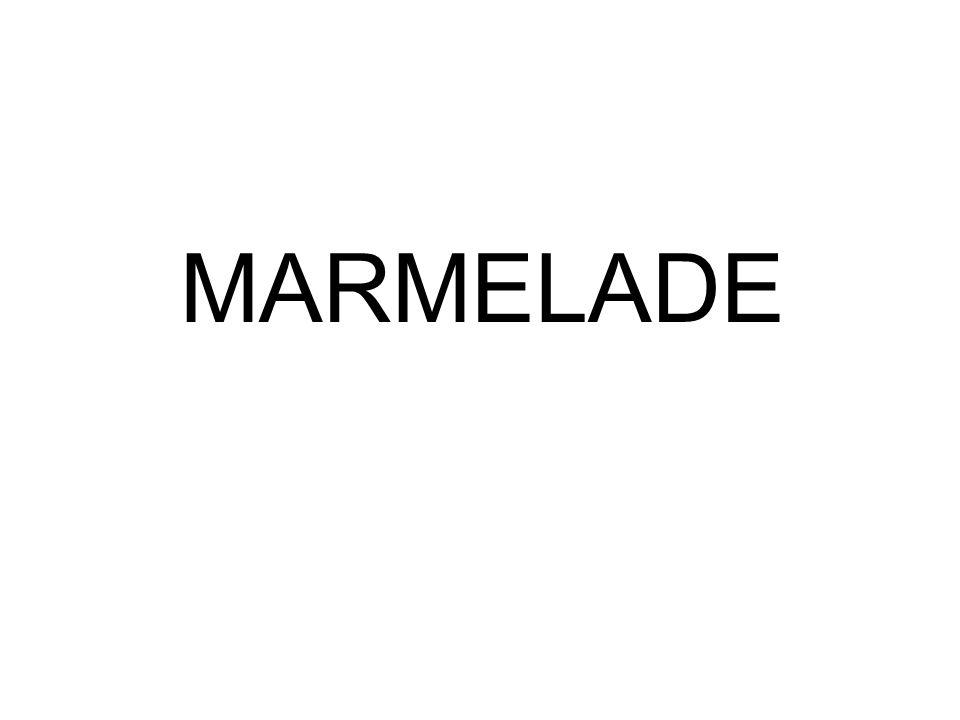 Marmelade Nicole Moser 1A 2004/2005