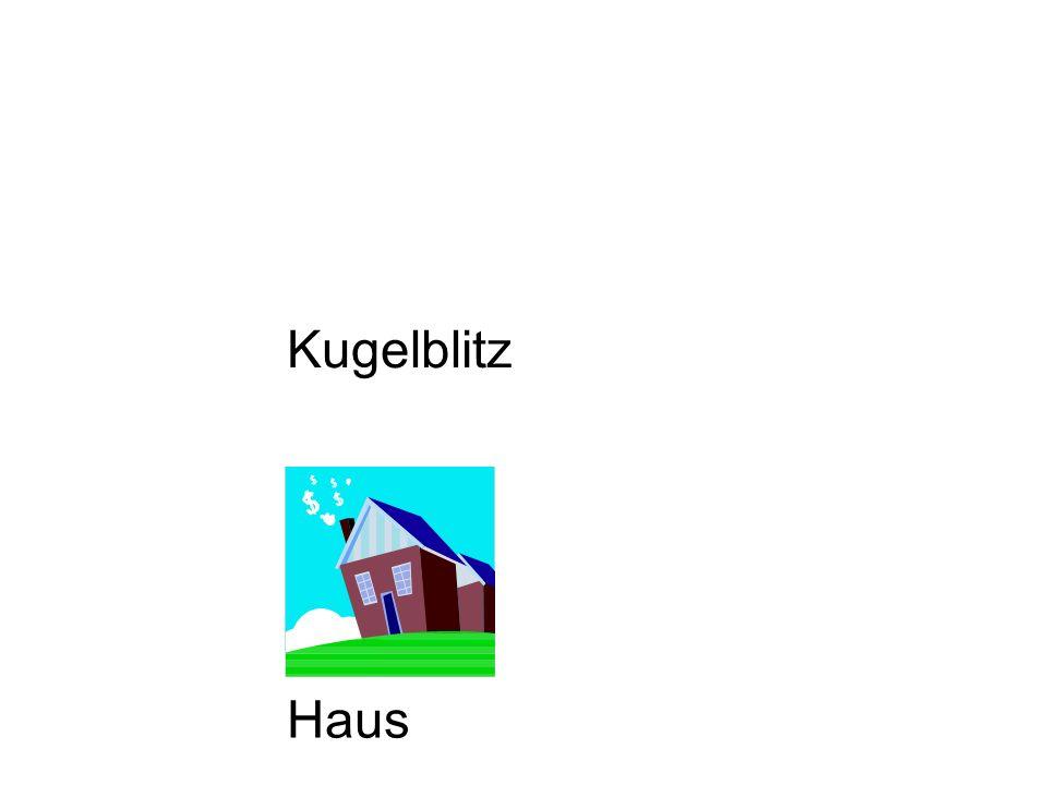 Kugelblitz Haus