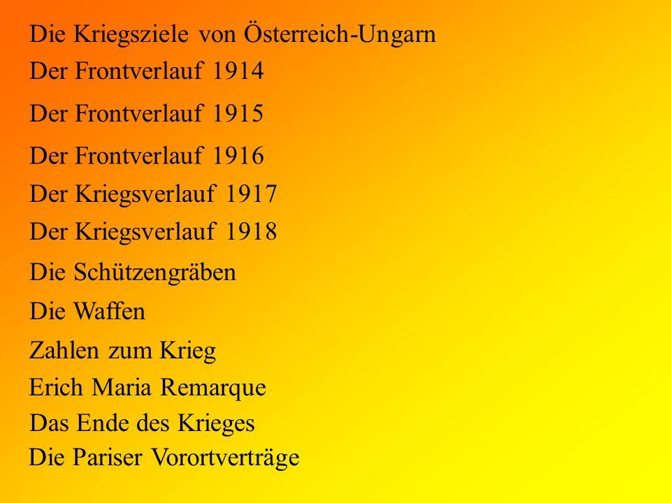 Zu den Mittelmächten gehörten : Die Mittelmächte Die Mittelmächten verfügten bei Kriegsbeginn über rund 3,8 Millionen Soldaten.