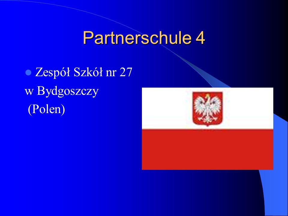 Partnerschule 4 Zespół Szkół nr 27 w Bydgoszczy (Polen)