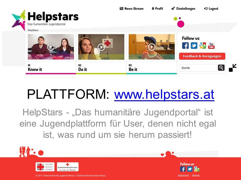 2 www.helpstars.atwww.helpstars.at – von wem für wen.
