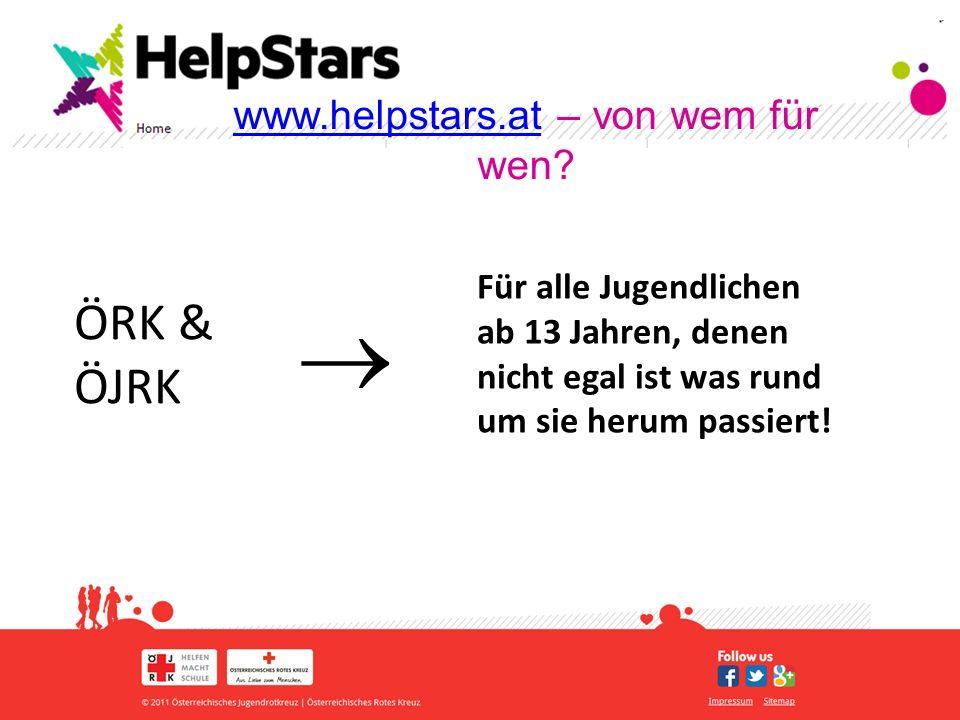 3 www.helpstars.atwww.helpstars.at – für wen ist das?