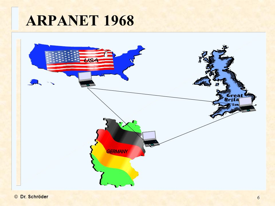 7 TCP / IP 1982 © Dr. Schröder