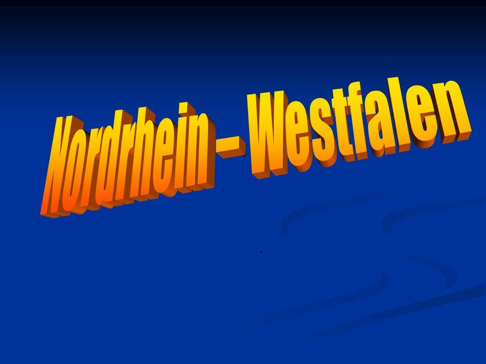 Цель Знакомство с Федеральной землёй Германии: Северная Рейн - Вестфалия.