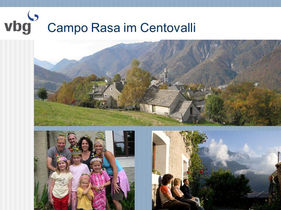 Campo Rasa im Centovalli