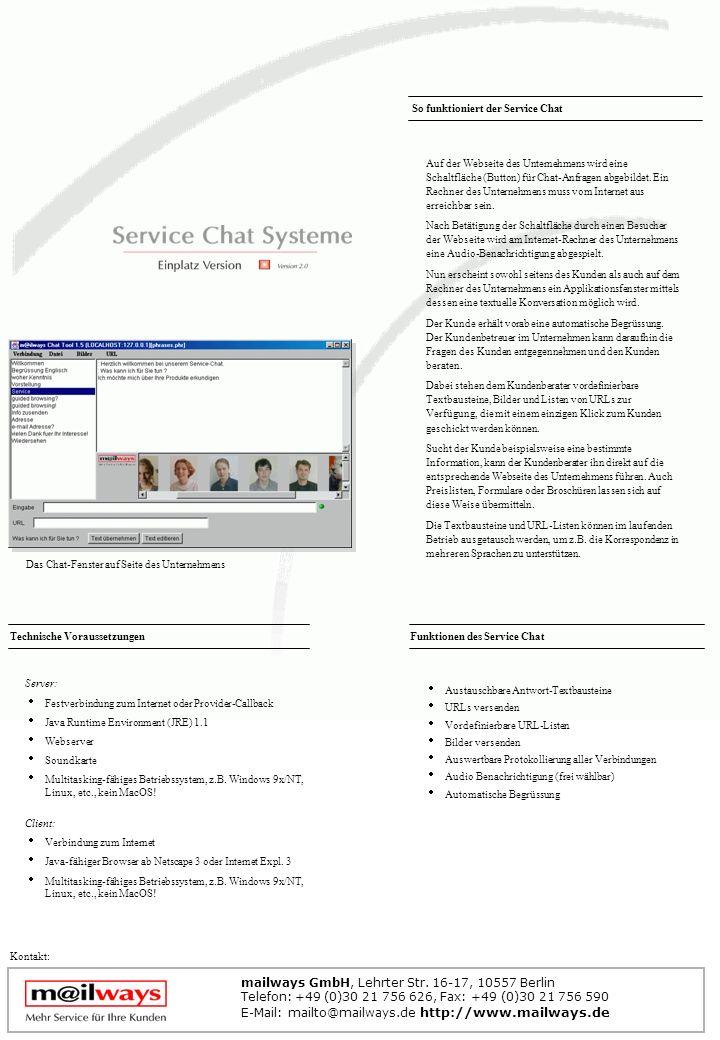mailways GmbH, Lehrter Str.