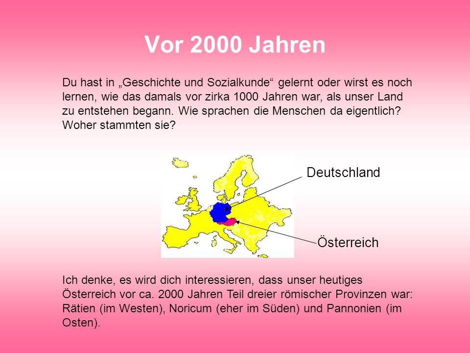 Die zwei Lösungen Uwe verbringt einen Teil seiner Ferien bei seiner Kusine Marianne in Österreich. Leider muss Marianne in den letzten Wochen vor Schu