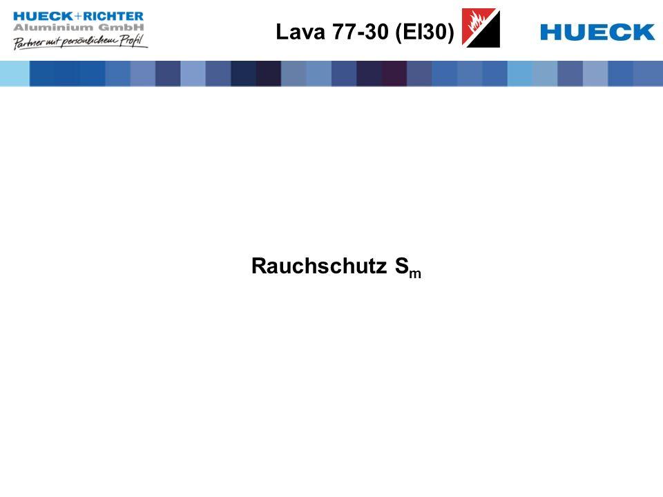Lava 77-30 (EI30) Rauchschutz S m