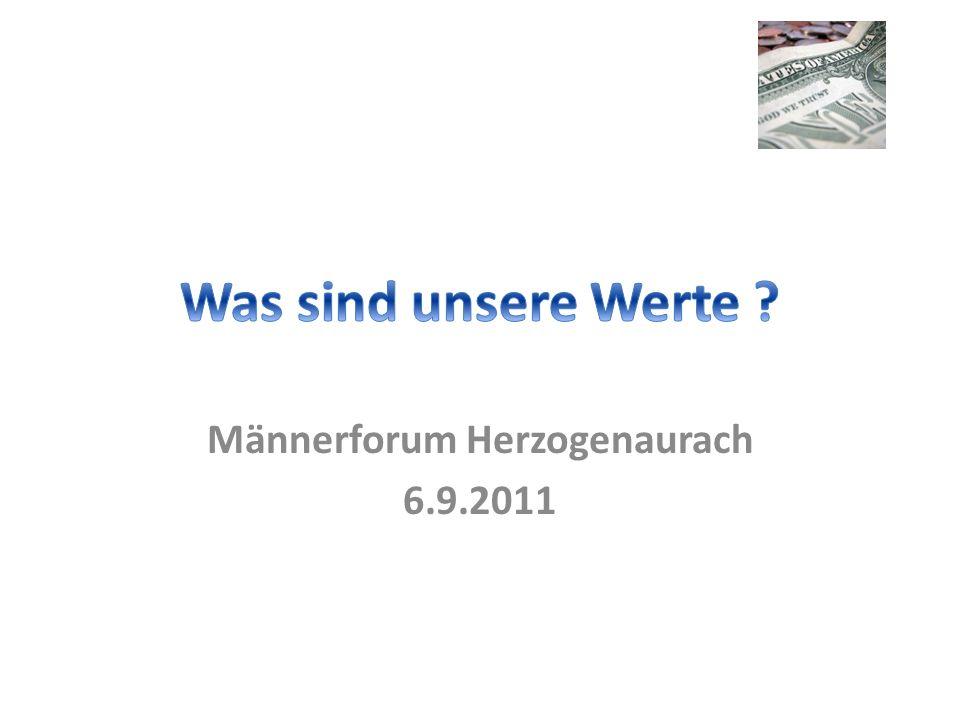Männerforum Herzogenaurach 6.9.2011