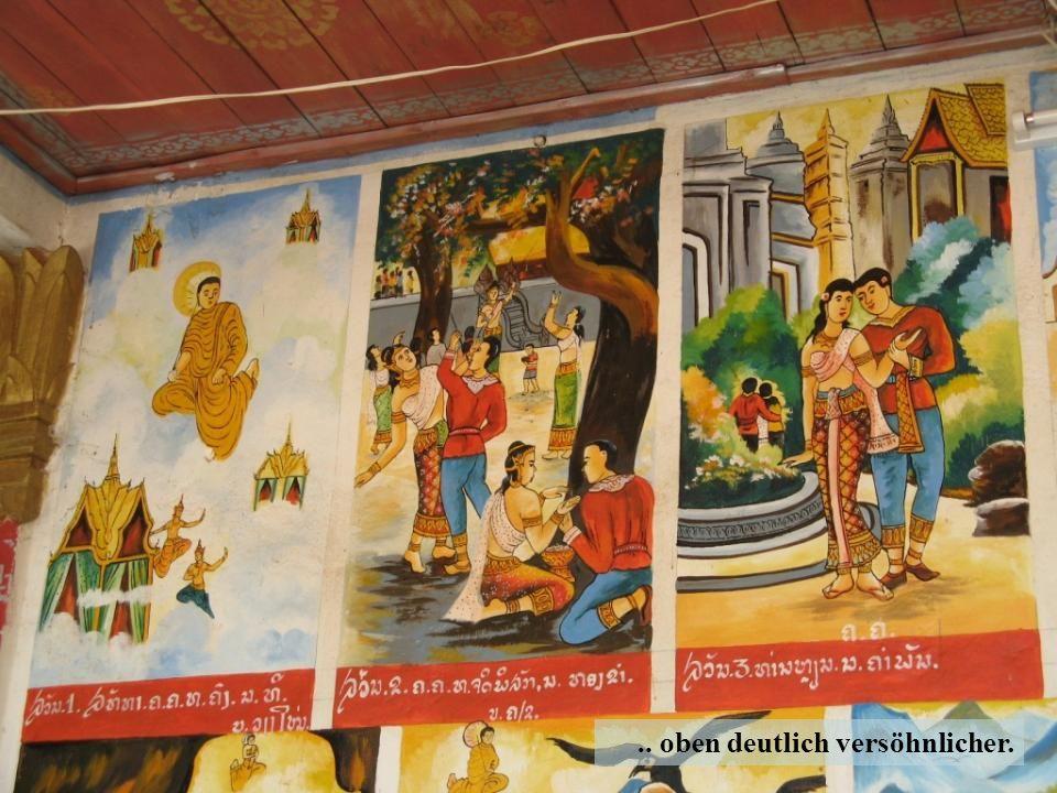Theravada-Buddhismus (kleines Fahrzeug, in Süd-Ost-Asien, vorherrschend) Seine Anhänger betrachten ihn als die ursprüngliche Form des Buddhismus.
