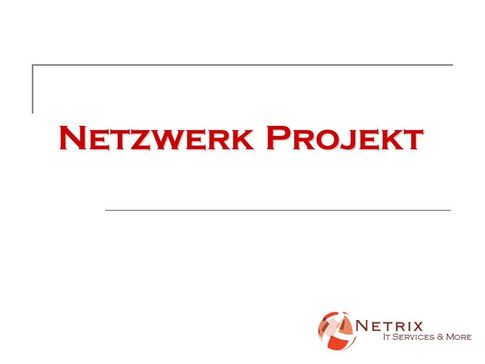 Netzwerk Projekt