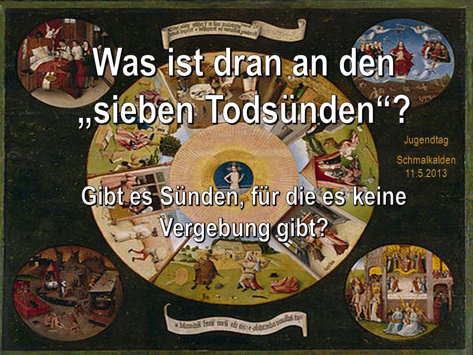 Jugendtag Schmalkalden 11.5.2013