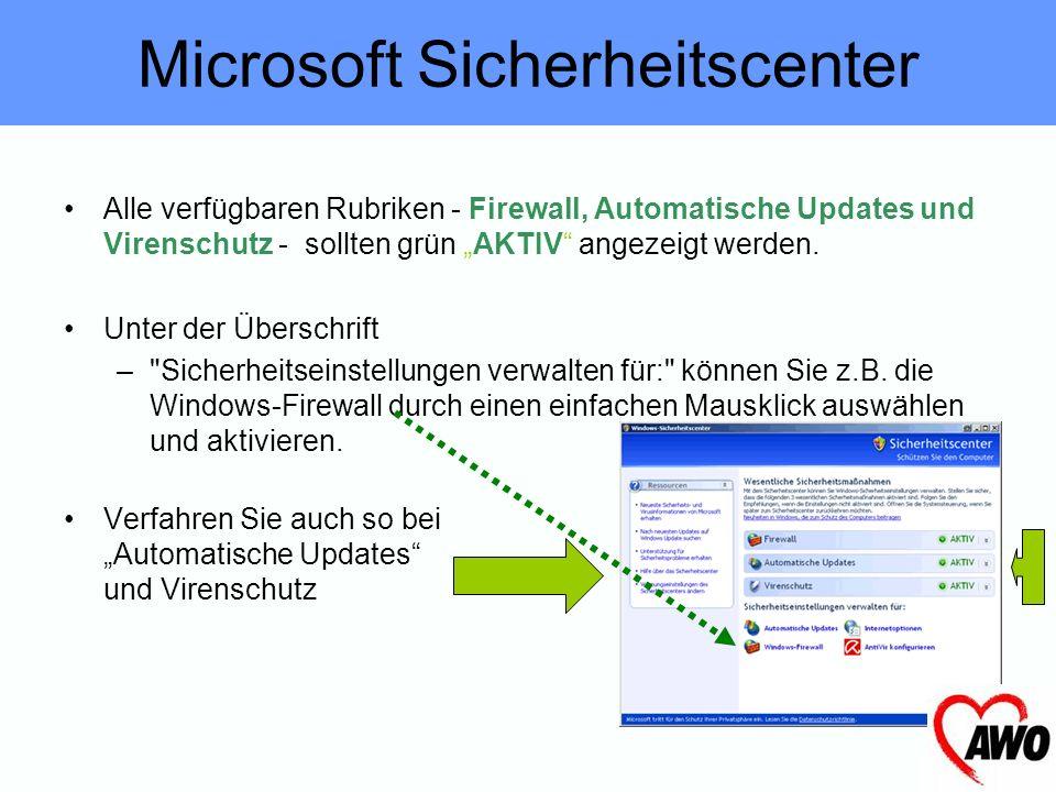 Firewall ZoneAlarm