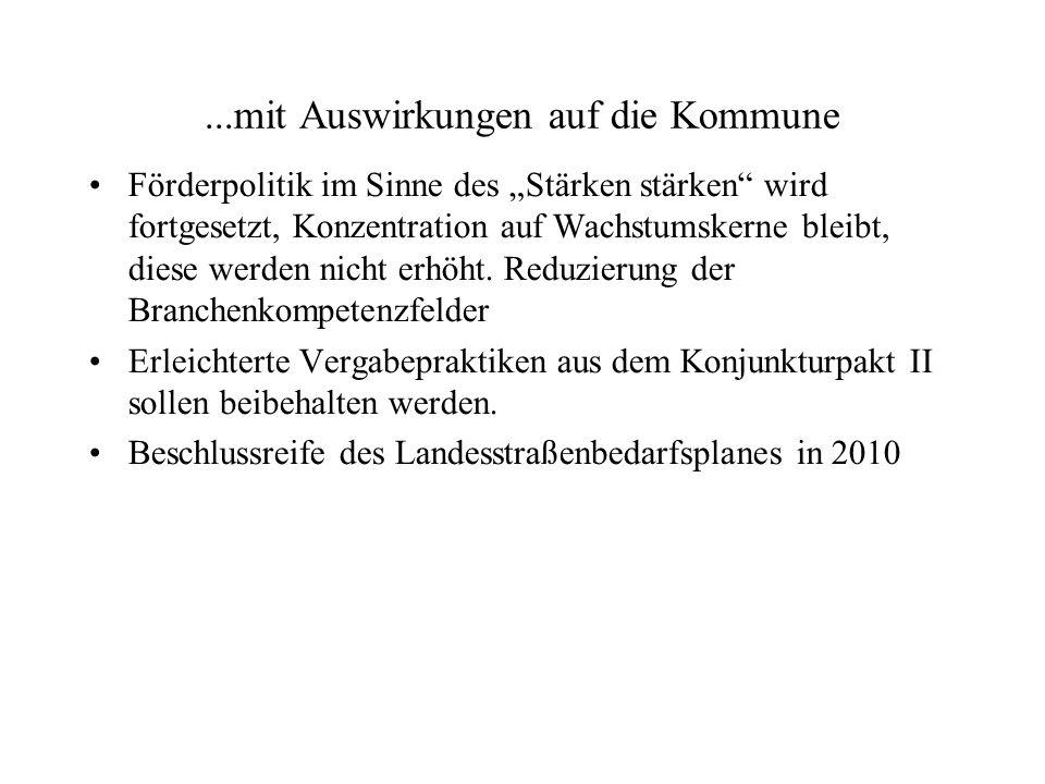 Brandenburgisches Finanzausgleichsgesetz BbgFAG Zur Absicherung des grundgesetzlich garantierten kommunalen Selbstverwaltungsrechts dient das FAG Es soll nicht nur pflichtige Aufgabenerfüllung garantieren, sondern auch Mittel für freiwillige Aufgaben bereitstellen Für 2010 stehen nach § 3 Abs.5 und §8 Abs 3 FAG Überprüfungen der Verbundquote (vertikale Steuerverteilung) und der Hauptansatzstaffel (hozizontale Mittelverteilung) an Laut Gutachten aus 9/2009 hat sich der kommunale Finanzausgleich prinzipiell bewährt und weist wenig Reformbedarf auf.