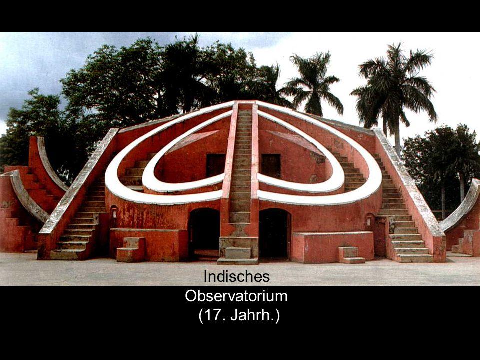 Indisches Observatorium (17. Jahrh.)