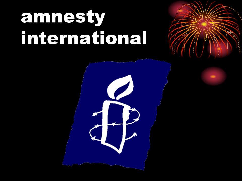 Mission ai fördert die Einhaltung der Allgemeinen Erklärung der Menschenrechte, das Bewußtsein für die Menschenrechte und deren Unteilbarkeit und gegenseitige Abhängigkeit.
