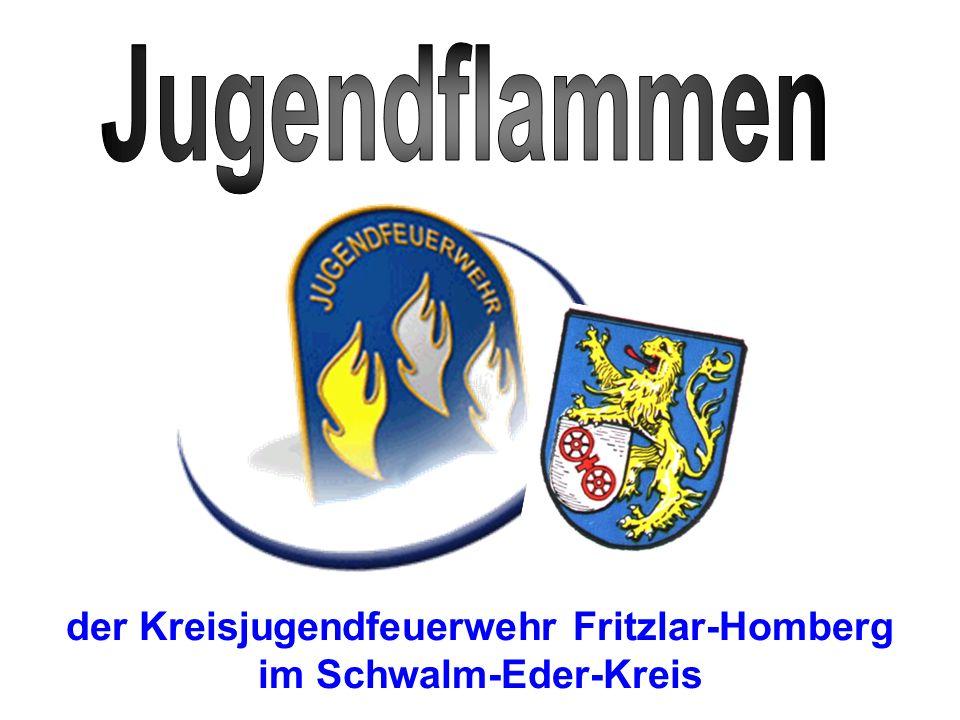 der Kreisjugendfeuerwehr Fritzlar-Homberg im Schwalm-Eder-Kreis