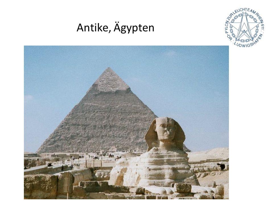Antike, Ägypten