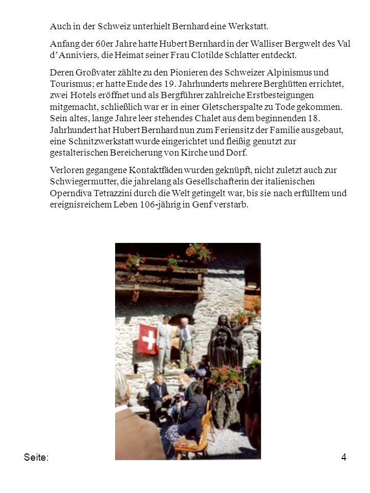 Seite:4 Auch in der Schweiz unterhielt Bernhard eine Werkstatt.